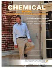 Chemical Bonds, Spring 2013