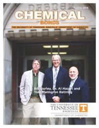 Chemical Bonds, Summer 2015