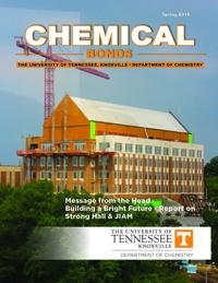 Chemical Bonds, Spring 2016
