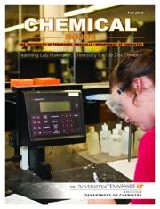 Chemical Bonds, Fall 2012