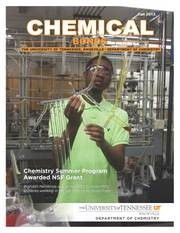 Chemical Bonds, Fall 2013