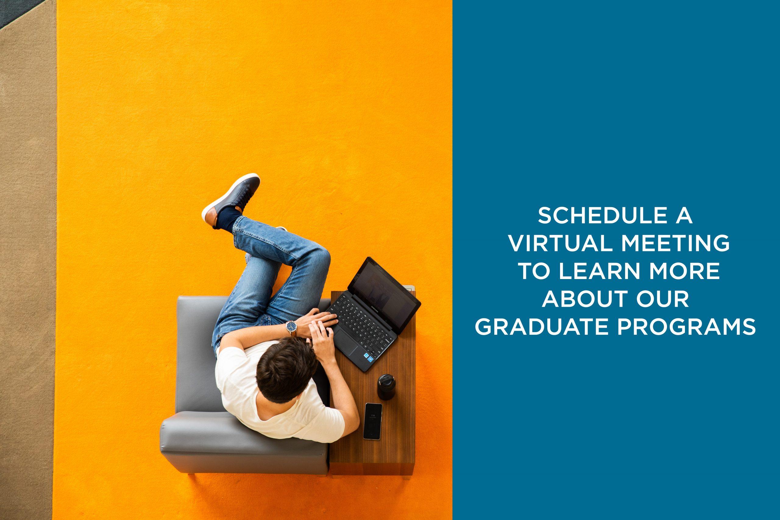 Schedule a Virtual Meeting