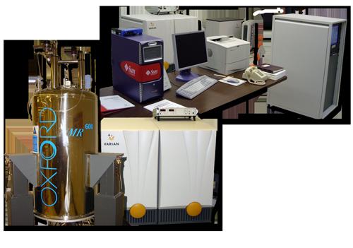 Varian VNMRS 600 MHz