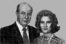 Gleb and Charmaine Mamantov