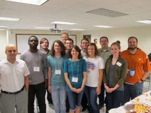 2012 SURP Students