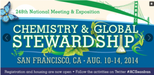 248th American Chemical Society national meeting and exposition