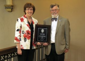 Jeffrey Kovac Honored by the College of Arts and Sciences