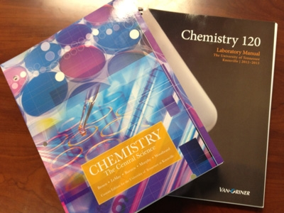 General Chemistry text