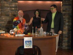 Hazari Magic Show featured on WBIR and WATE