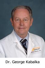George Kabalka, PhD