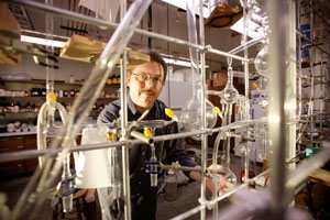 Jimmy Mays, Professor of Polymer Chemistry, was named a PMSE Fellow