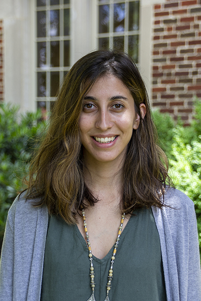 Maria White, Graduate student in Vogiatzis Group